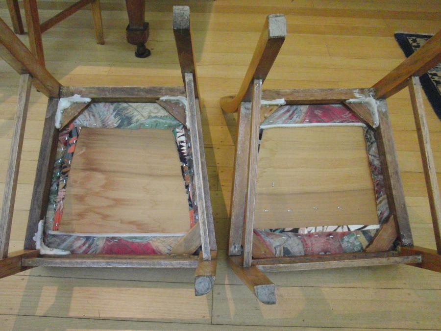 Merveilleux Chair Repair