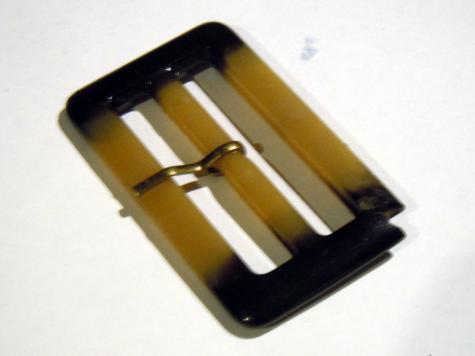 Belt buckle repair