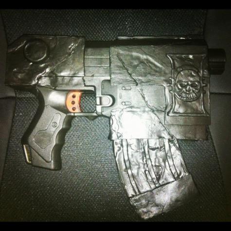 Costume pistol