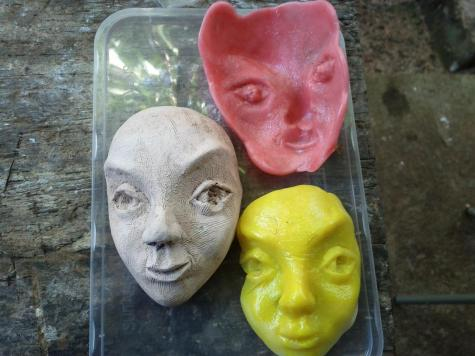 Ceramic moulds