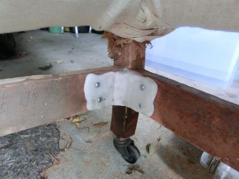 Chair repair (part 3)