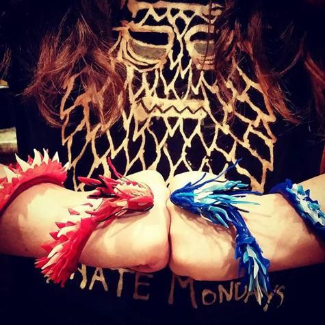 Dragon bracelets