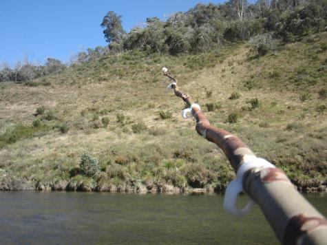 Fishing rod eyelets