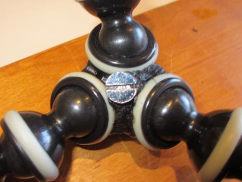 Flexible tripod repair