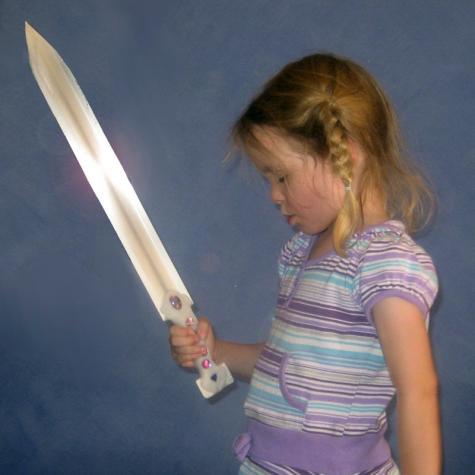 Fairy sword hilt