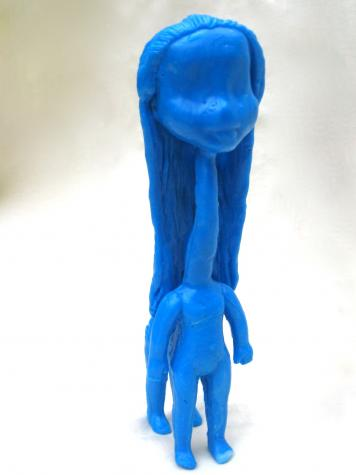 Meaghan's sculptures (part 3)