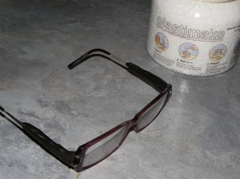 Glasses repair