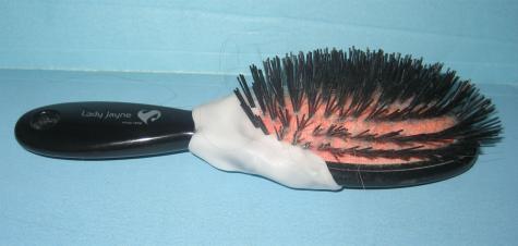 Hairbrush repair