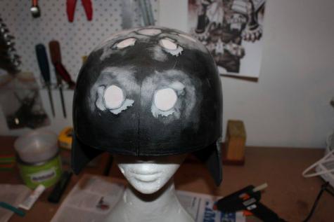 Judge Death visor