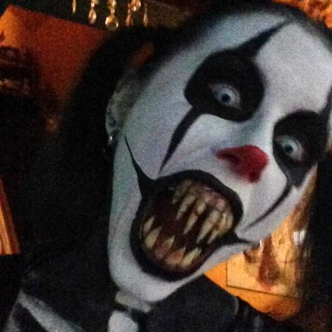 Halloween fangs