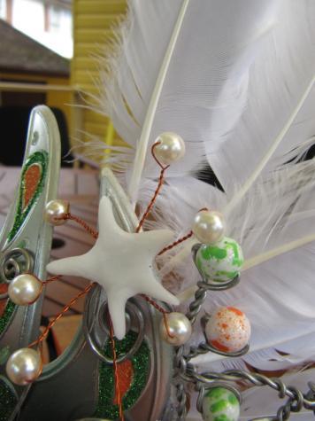 Mask ornament