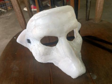 Meerkat mask