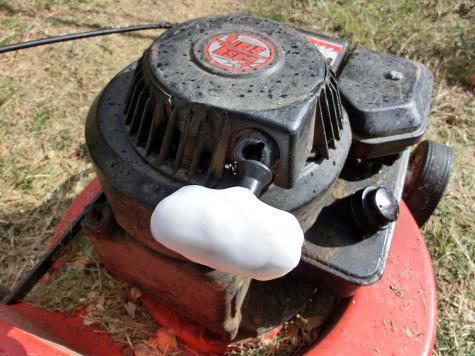 Mower repair