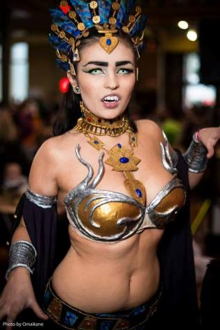 Queen of the Damned costume