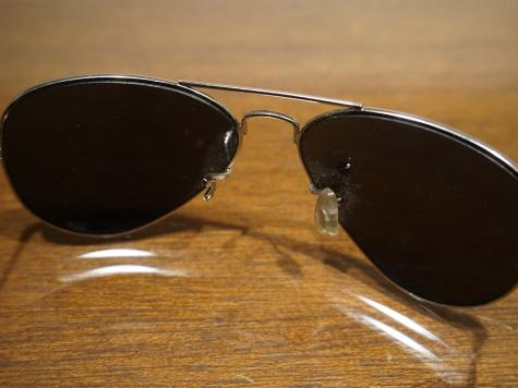 Sunglasses nose pads