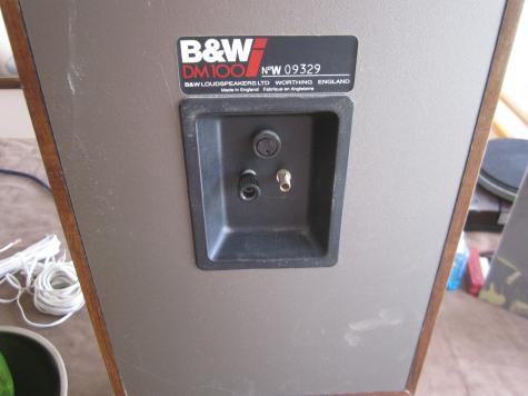 Speaker terminal repair