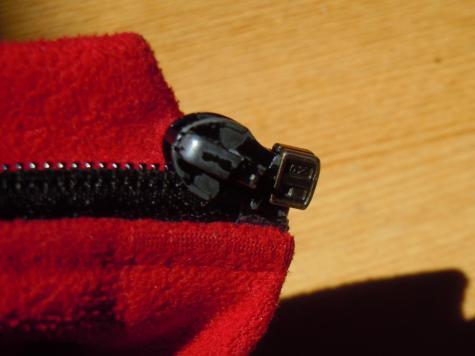 Zipper repair